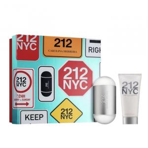 Carolina Herrera 212 NYC For Her Eau De Toilette Spray 100ml Set 2 Parti 2020