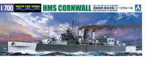 ROYAL NAVY HEAVY CRUISER HMS CORNWALL