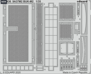 SET 9A37M2 BUK-M2