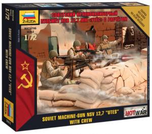 SOVIET MACHINE GUN