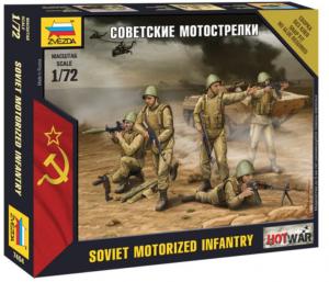 SOVIET MOTORIZED INFANTRY