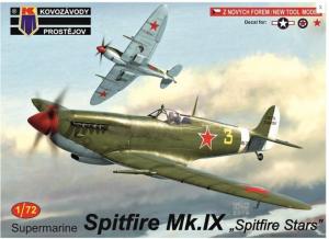 Spitfire Mk.IX 'Spitfire Stars'