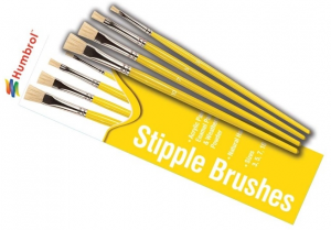 Stipple Brush Pack