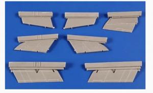 Supermarine Swift Control Surface