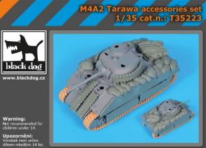 Tarawa accessories set
