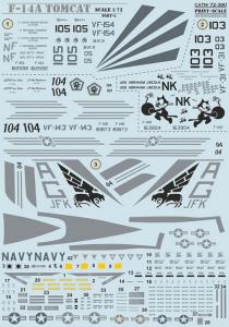 Tomcat F-14 A Part 3
