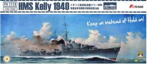 UK HMS Kelly 1940
