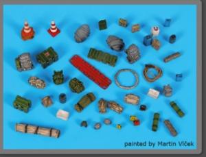 US modern equipment accessoris set