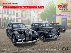 Wehrmacht Personnel Cars