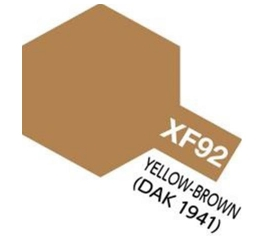 Yellow Brown DAK 1941