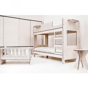 Kamia - Il letto a castello confortevole, sicuro ed ecologico!