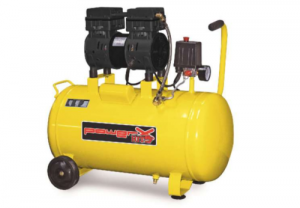 Power compressore silenziato 24lt  ph024s