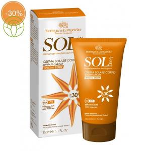 Crema Solare Corpo SPF30 / Alta Protezione  150 ml