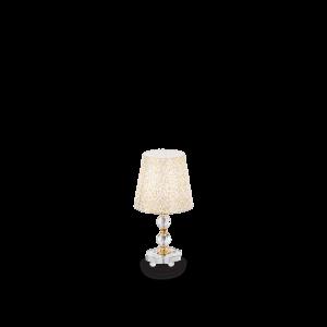 IDEAL LUX LAMPADA DA TAVOLO QUEEN TL1 SMALL