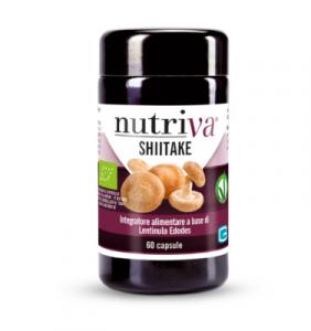 Nutriva Shiitake 60 Capsule