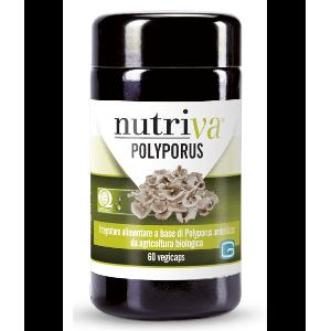 Nutriva Polyporus 60 capsule