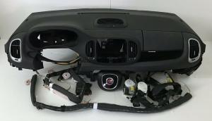 Kit Airbag Completo Fiat 500L Anno 2017 Originale