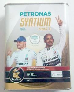 PETRONAS SYNTIUM 7000 E  0W30 LT 2,