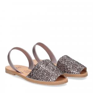 Ria Menorca sandalo minorchina glitter