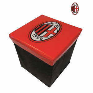 MILAN pouf contenitore pieghevole 31x31x33 cm prodotto ufficiale