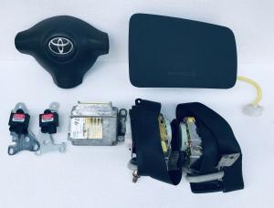 Kit Completo Airbag TOYOTA YARIS Codice 451300D101B0 Anno 2003 Originale
