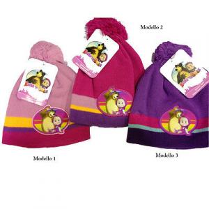 Cappelli di lana MASHA E ORSO vari colori