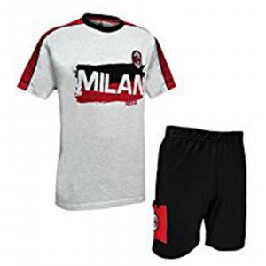pigiama MILAN estivo manica corta jersey cotone 100%