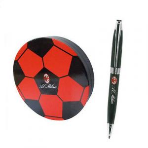 Penna MILAN a sfera con scatola regalo