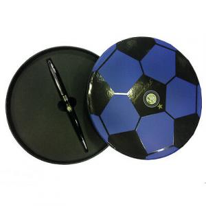 Penna INTER a sfera con scatola regalo