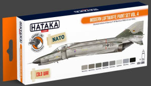 Modern Luftwaffe paint set vol. 4