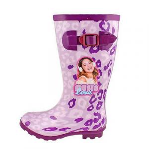 VIOLETTA stivali in gomma da pioggia varie misure da bambina