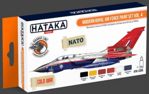 Modern Royal Air Force paint set vol. 4