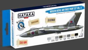Modern Royal Air Force paint set vol. 5