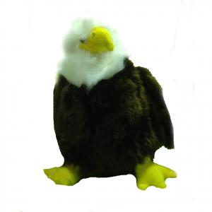 Peluches aquila aquilotto americano animal teneri compagni di gioco circa 28cm