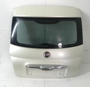 Cofano Posteriore Completo Colore Bianco Perla Fiat 500 Anno 2008 Originale