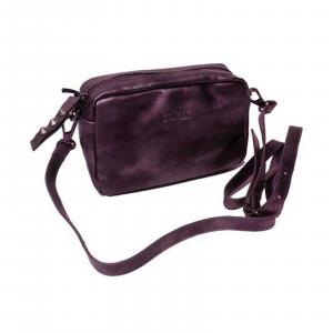 Comix Pins Tracollina Donna borsa Dim:19x12x7 cm. effetto metallizzato nuvolato