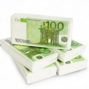 Fazzoletti da naso stampa banconote