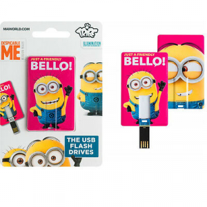 CATTIVISSIMO ME pennetta USB card just a friendly bello  8 GB