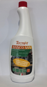 DETERGENTE PRONTOUSOIGIENIZZANTE - BANCO SAN