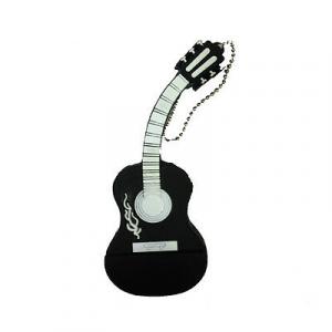 MOOD pennetta USB chitarra nera 8 GB