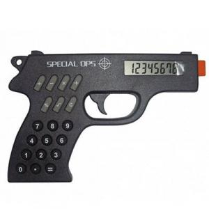 Calcolatrice a pistola 11x8 cm