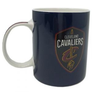 Tazza mug NBA cleveland cavaliers 350 ml lavabile in lavastoviglie col.blu