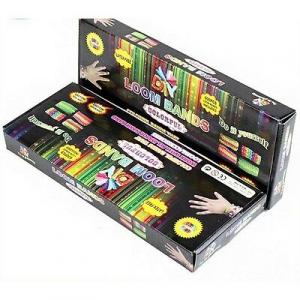 Crea braccialetti latex free macchinetta+ 600 elastici ORIGINALE LOOM BANDS