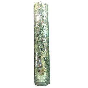 DISCOTECA tubo a specchi 60x12 cm