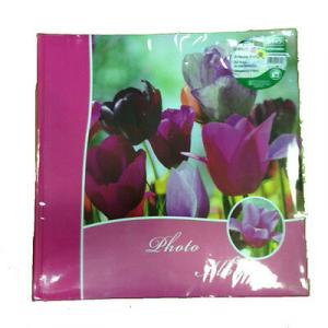Album foto con 30 fogli di cartoncino e velina 30x30 cm LEBEZ