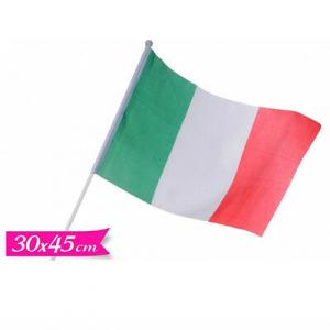 Pacchetto 10 bandiere ITALIA 30x45 cm