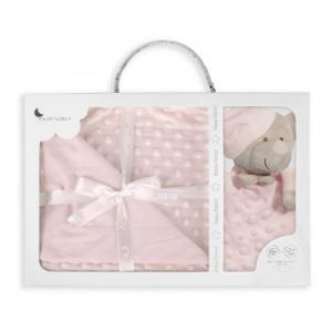 Baby Atelier - copertina extra morbida + dou dou - INTERBABY