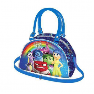 INSIDE OUT borsetta a mano con tracollina regolabile da bambina 14,5x21x9 cm
