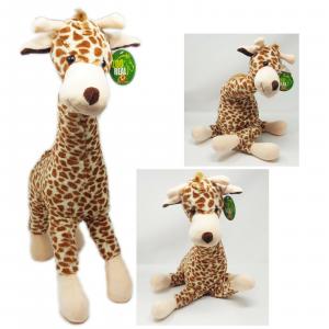 Giraffa peluches morbidissimo 60cm DE.CAR 2 ZOO REAL