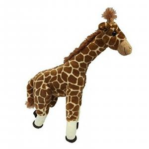Giraffa peluches morbidissimo 30 cm DE.CAR 2 ZOO REAL